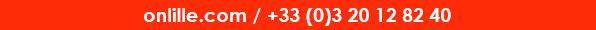 onlille.com / +33(0)3 20 12 82 40